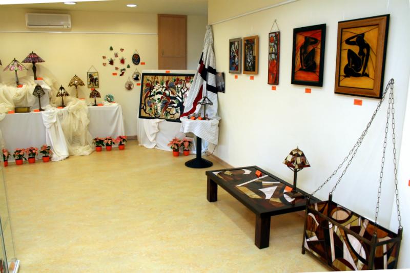 Első kiállításom