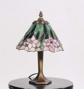Kis virágos lámpa