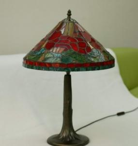 Pipacsos lámpa